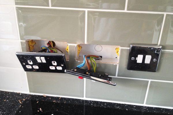 Socket installation