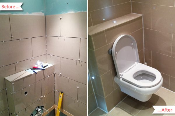 Toilet - Hackney