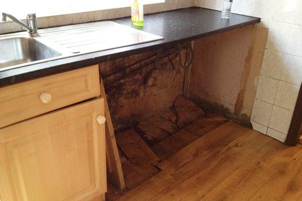 Kitchen lamination