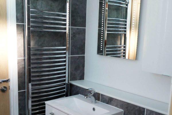 Bathroom - Extractor fan installed