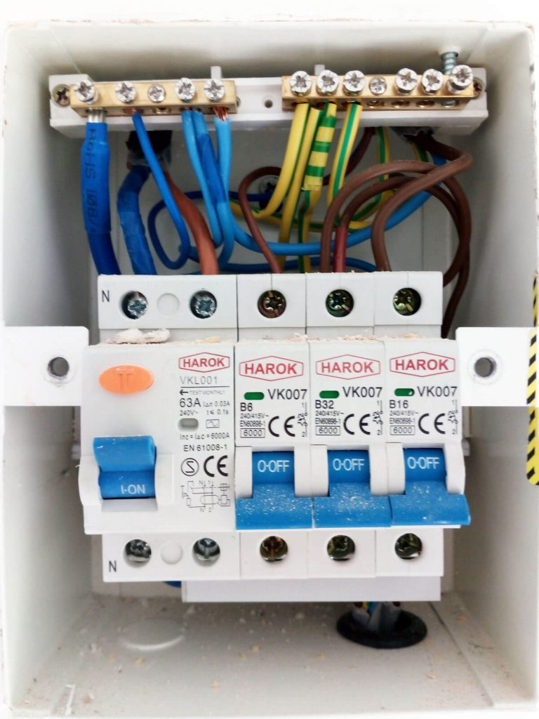 New Electrical Installations - Carefurbish