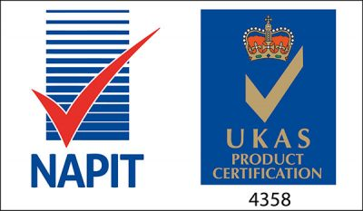 NAPIT Part P Approved Electrician